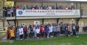Bursa Büyükşehir'in motivasyon kampı başladı