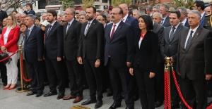 Bursa'da 29 Ekim Cumhuriyet Bayramı'nın 96. Yıl Kutlamaları başladı