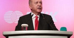 """Cumhurbaşkanı Bakü'den seslendi: """"Türkiye, Barış Pınarı Harekâtı'yla en az 1974 Kıbrıs Barış Harekâtı kadar hayati önemde bir adım atmıştır"""""""