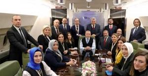 Cumhurbaşkanı Erdoğan: Soçi'de beklenen neticeye varmış olduk
