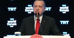 """Cumhurbaşkanı Erdoğan: """"Terör örgütleriyle masaya oturmadık, oturmayacağız"""""""