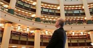 Cumhurbaşkanlığı Kütüphanesi 29 Ekim'de açılıyor