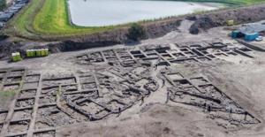 İsrail'de kazılarda 5000 senelik antik metropol gün yüzüne çıktı