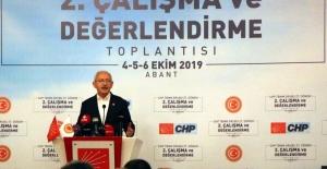 """Kılıçdaroğlu: """"Dokunulmazlığımı kaldırmazsanız namertsiniz!.."""""""