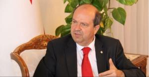 KKTC Başbakanı Ersin Tatar, Cumhurbaşkanı Akıncı'yı uyardı.