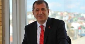 """Özdağ'dan, Erdoğan'ın o çağrısına tepki;  """"Biz al bayrak altında toplanıyoruz"""""""