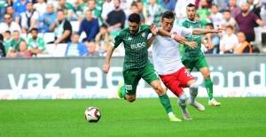TFF 1. Lig 8. Hafta: Bursaspor – Ümraniyespor