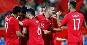 Türkiye - Arnavutluk maçı muhtemel 11'ler