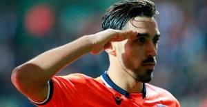 UEFA'dan İrfan Can Kahveci'ye 'asker selamı' soruşturması