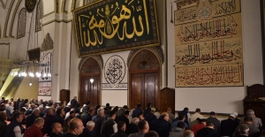 Ulucami'den, Suriye'deki Mehmetçiğe zafer duası