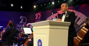 20. Antalya Piyano Festivali'nden Görkemli Açılış