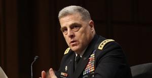 ABD Genelkurmay Başkanı Milley: Suriye'de yaklaşık 600 askeri personelimiz kalacak