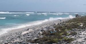 ABD'nin nükleer ve biyolojik silah atıklarını gömdüğü kubbe, küresel ısınma yüzünden çatladı, okyanusa sızdırıyor