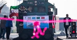 İran İpekyolu'nun demiryolları koridoruna katılıyor