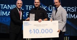 Nilüfer Belediyesi çalışınana Design Week Turkey'den ödül