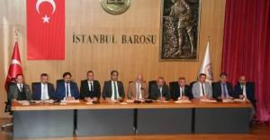Oniki barodan Feyzioğlu'na 'Kanunu uygula ya da istfa et' çağrısı