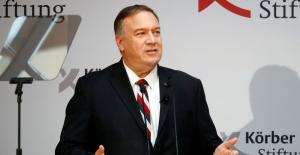 Pompeo: Üyeler sorumluluğunu yerine getirmezse NATO'nun devri kapanabilir