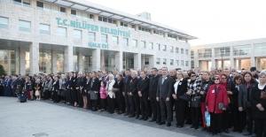 Ulu Önder Atatürk Nilüfer'de özlemle anıldı