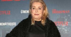 Ünlü Fransız oyuncu Catherine Deneuve felç geçirdi
