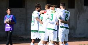 Ziraat Türkiye Kupası 4. Tur: Bayburt Özel İdarespor 1 - 2  Bursaspor