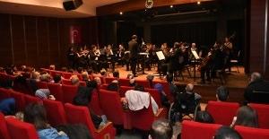 Bursa Bölge Devlet Senfoni Orkestrası'ndan İnegöllülere Muhteşem Konser