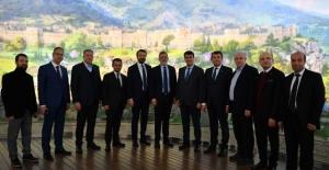 Bursa İş Dünyası Fetih Müzesi'ne Hayran Kaldı