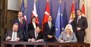 ENKA'dan Sırbistan'da 745 milyon Euroluk proje