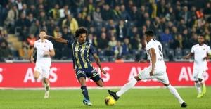 Fenerbahçe 5 - 2 Gençlerbirliği