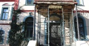 Gümülcine'de Osmanlı dönemine ait tarihi bina tehlike altında