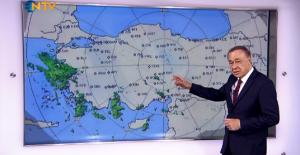 Meteoroloji'den Antalya için kırmızı kod (Valilik saat verdi)