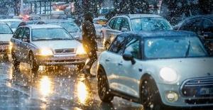 Meteoroloji'den perşembe günü için kar uyarısı