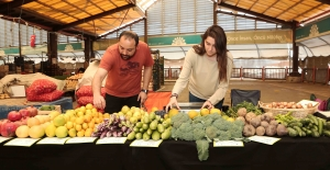 Organik Pazar müşterilerini bekliyor