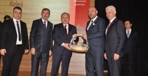 TBMMBaşkanı Mustafa Şentop Bursa'da