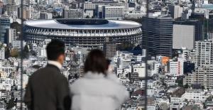 Tokyo Olimpiyat Stadı açıldı