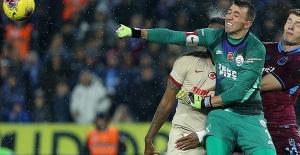 Trabzonspor ve Galatasaray berabere kaldı