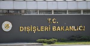 """Türkiye'den """"Ermeni soykırımı"""" tasarısına tepki"""