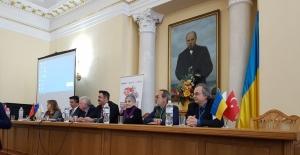 Ukrayna'da, Mehmet Akif Ersoy için vefalı anma proğramı