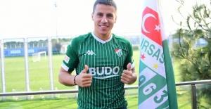 Bursaspor Kerem Can Akyüz'ü transfer etti