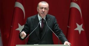 Cumhurbaşkanı Erdoğan: Filistin'i yok eden planı asla tanımıyoruz