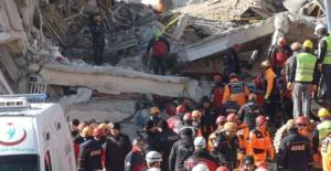 Deprem Bölgesinde son durum: 38 kişi hayatını kaybetti, 1607 kişi yaralandı