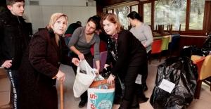 Nilüfer Belediyesi'nden depremzedelere yardım kampanyası