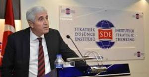 """Prof. Dr. Hüseyin Bağcı: """"Türkiye diplomasisi değil askeri ağırlıyla Libya masasında"""""""