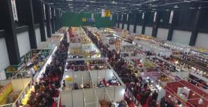 Tüyap'ın Eskişehir 2. Gıda Fuarı büyük ilgi gördü