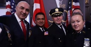 ABD'de bir ilk; Türk Emniyet Müdürü atandı