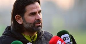 """Bursaspor Teknik Direktörü İbrahim Üzülmez: """"Oyuncularıma inanıyor ve güveniyorum"""""""