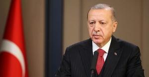 """Cumhurbaşkanı Erdoğan: """"Şehit sayımız 8'e yükseldi ve 1 milyon insan sınırımıza geliyor"""""""