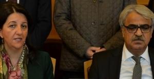 HDP'nin yeni eş genel başkanları Sancar ve Buldan oldu