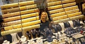 İstanbul ve Bursa Kapalıçarşı'da altın fiyatları