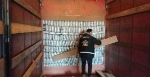 Kapıkule'de bir operasyonda 2 ton 70 kilogram esrar ele geçirilerek yeni rekora imza atıldı