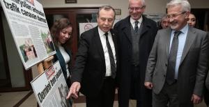 Kemal Demirel'in 23 yıllık demiryolu mücadelesi bu sergide
